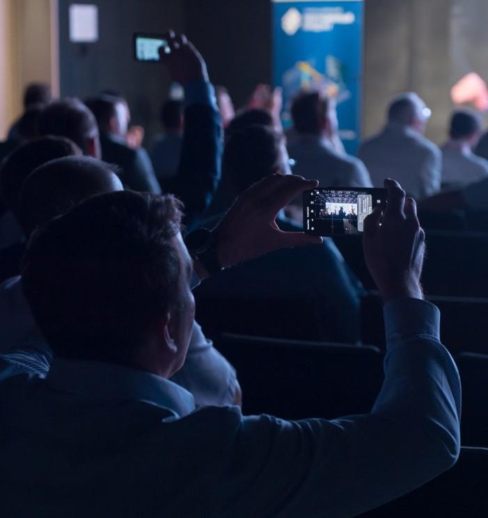 Форум традиционно вызывает неподдельный интерес ИТ-экспертов
